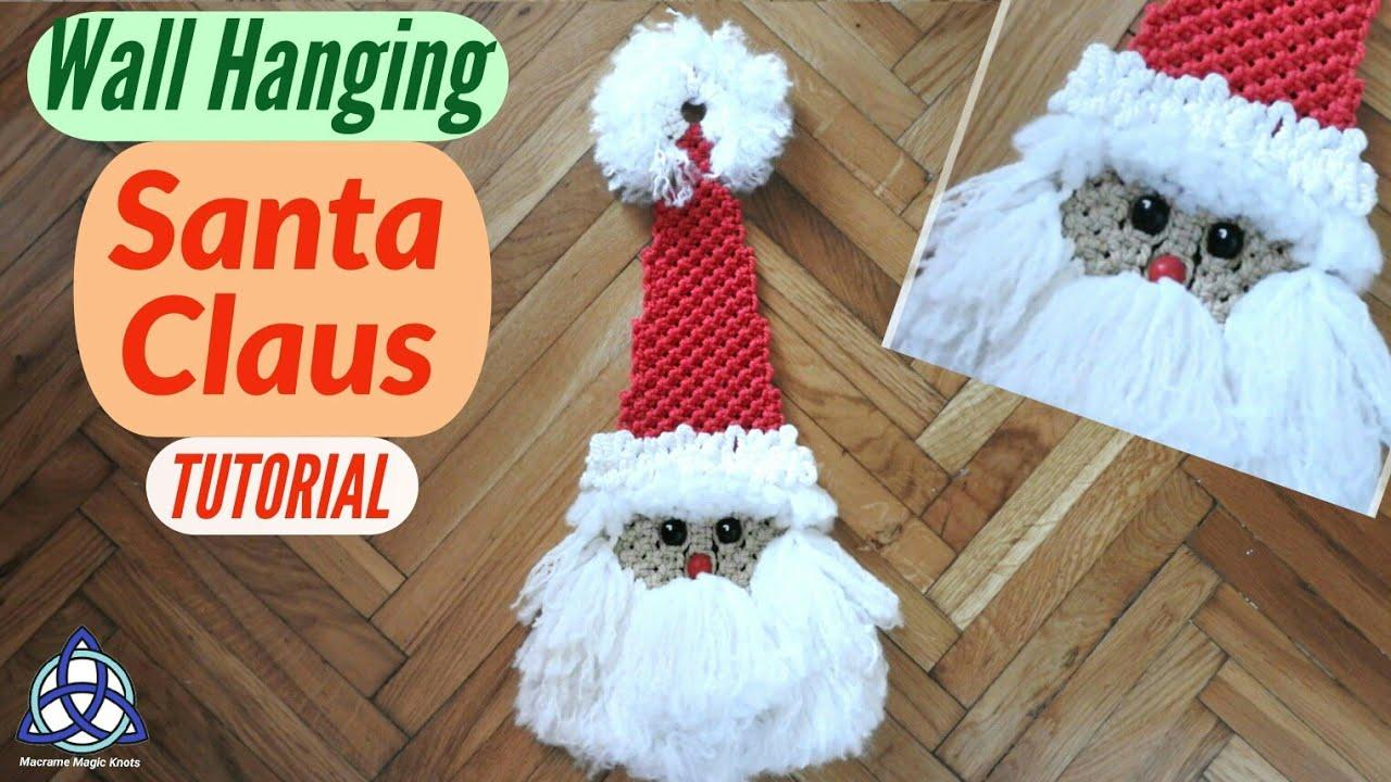 Babbo Natale Amigurumi Uncinetto - Santa Claus Crochet Christmas ...   720x1280