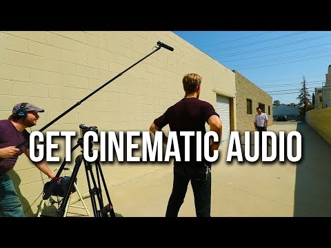 How To Get Better Cinematic Audio | 4 Crucial Sound Tips