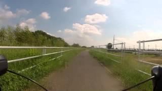 高崎伊勢崎自転車道 1