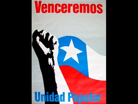 The anthems of chilean socialist organisations