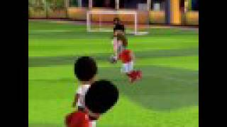 FIFA 09 All-Play (Wii) - Controls Trailer