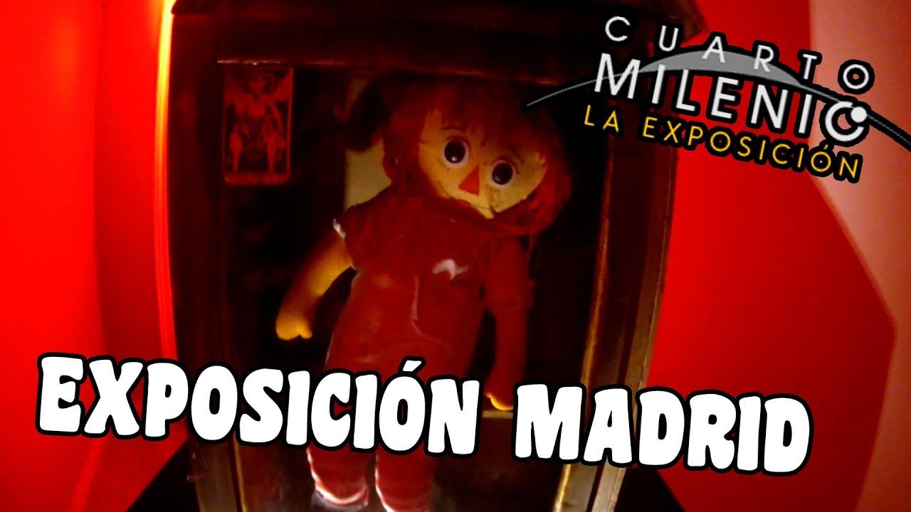 EXPOSICIÓN CUARTO MILENIO MADRID | LA NAVE DEL MISTERIO | VERO VLOGS ...