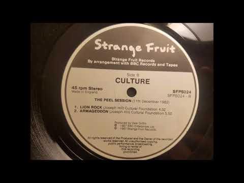 Culture - Lion Rock - Strange Fruit/Peel Sessions EP