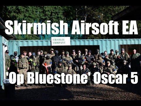 Skirmish Airsoft East Anglia - Woodland Skirmish War - 5/10/2014
