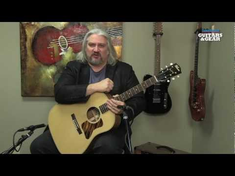 Guitars And Gear Vol. 26 - Gibson J-35 Reissue Acoustic-electric Guitar Demo