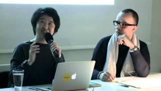 Talking Heads Momoyo Kaijima - Atelier Bow-Wow Tokyo