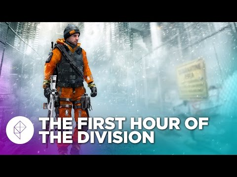 The Division's player collision leads to quality trolling, surprising civility