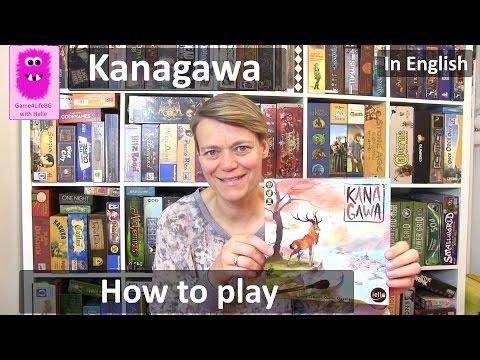 Kanagawa, how to play (In English)