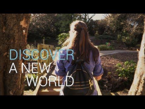 Discover a new world | University of Southampton