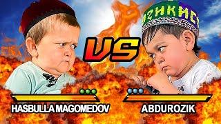 Hasbulla Magomedov vs. Abdurozik | Versus | Who Will Win The Fight?