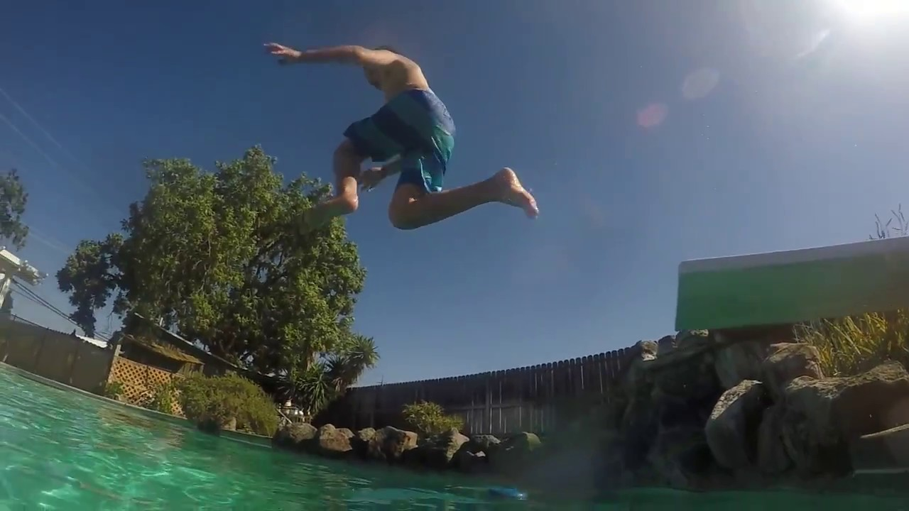 how to go fast on swimming pro
