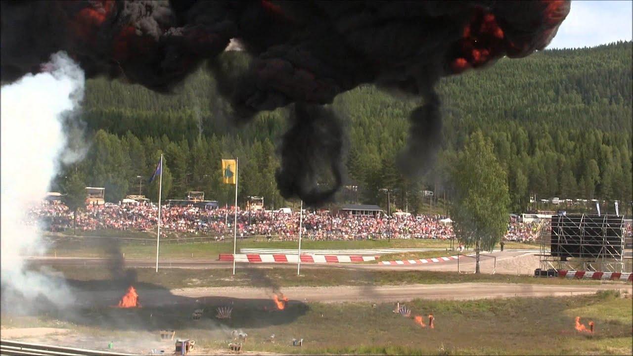 höljes rallycross
