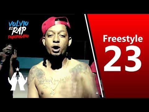 VOLVIO EL RAP DOMINICANO (Part. 23) @RochyRD #CiruMonky #Freestyle HD