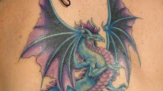 Gambar cover Diseños de Tatuajes de Dragones y su Significado