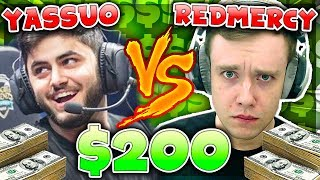 REDMERCY vs YASSUO $200 1v1 SHOWDOWN! (New Season) - League of Legends