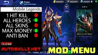 Gambar cover MOBILE LEGENDS FULL HACK,FULL TUTORIAL,NO ROOT,ANTI-BAN, UNLIMITED COINS,GOD MODE v:1.3.23.349.2