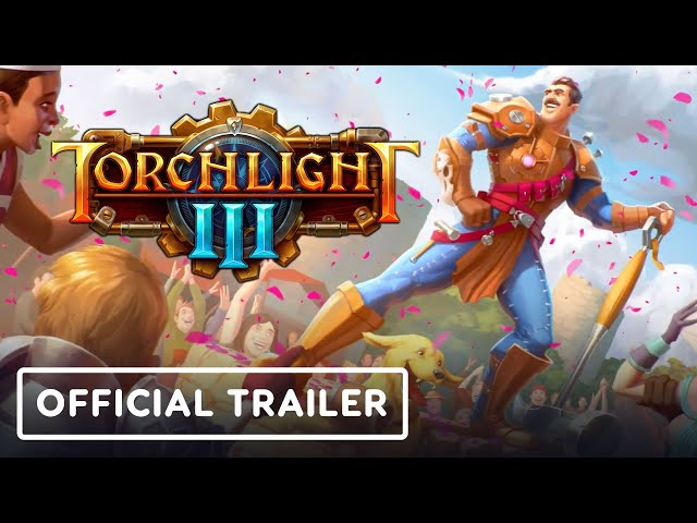 Torchlight 3 (видео)