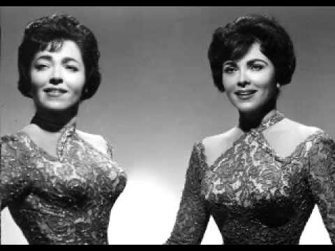 Bei Mir Bist Du Schoen, the Berry Sisters