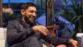 Amir Khan REVEALS his favourite I'M A CELEBRITY 2018 campmate