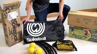 SPIKEBALL vs Slammo vs Battle Bounce - Comparison Review