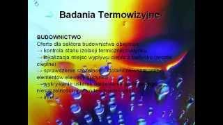 Badania Termowizyjne Termowizja