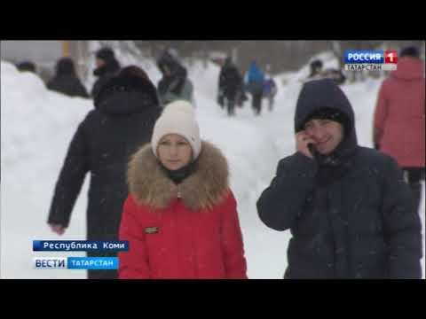 Татарстанская авиакомпания открыла прямой рейс в Усинск