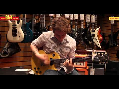 Gibson - 2014 Les Paul Melody Maker Demo at GAK