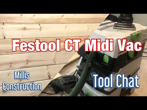 Festool CT Midi Hepa Vac Chat