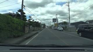 県道を走る:茨城県道30号 水戸岩間線[2016年07月]