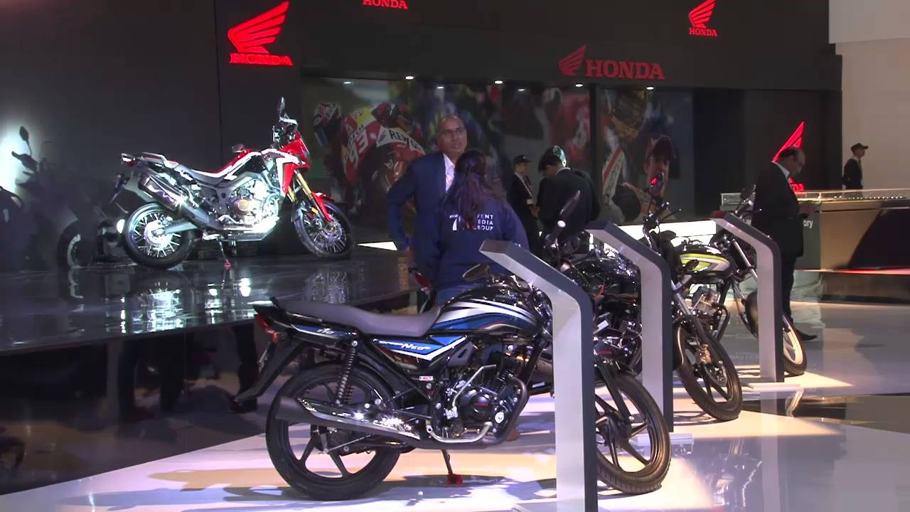 Watch Live Webcast Of Hondas New Product Launches At Auto Expo 2016