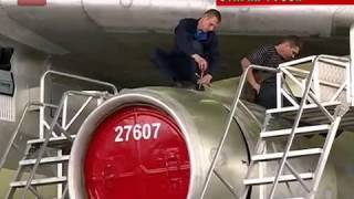 Александр Коровников поздравил коллектив авиаремонтного завода с 75 -летним юбилеем предприятия
