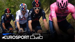Giro d'Italia 2020 - Stage 2 Highlights | Cycling | Eurosport