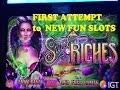 ★FIRST ATTEMPT ★NEW FUN SLOTS ★☆3 of Slot machine bonus & Live play☆$1.20~2.50 Bet