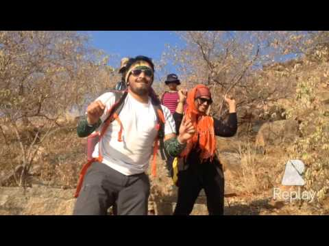 Mysterious Island with Great Hyderabad Adventure Club - video by Shariq