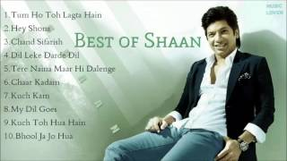 BEST OF SHAAN (Audio Jukebox)