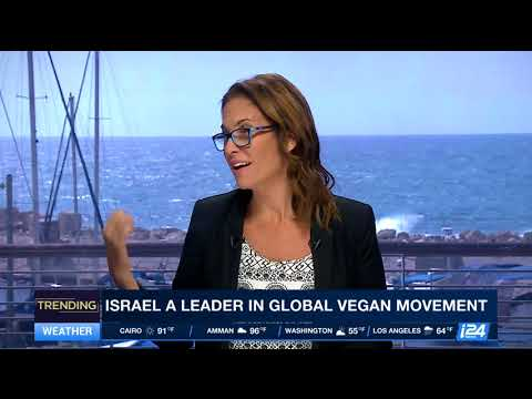 PETA Founder in Israel for World's Largest Animal Rights March