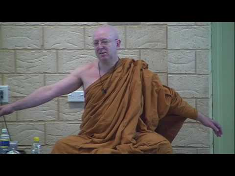 14 Ajahn Brahm retreat 01 2012 How to get enlightened