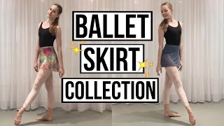 Ballet Skirt collection 2017 | Talia