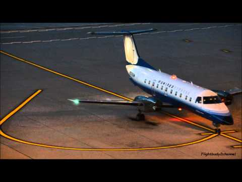 United Express N579SW EMB 120 Last Scheduled Takeoff Portland Airport PDX