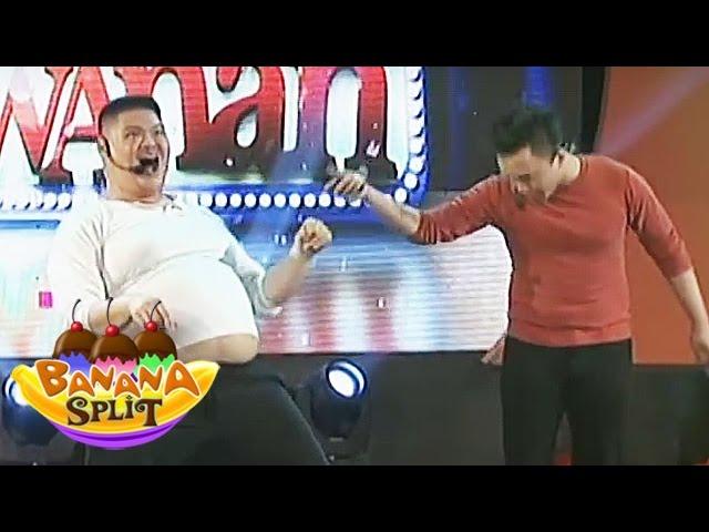 Banana Split: Iskobi Duo entertains on 'Tawag ng Tawanan'