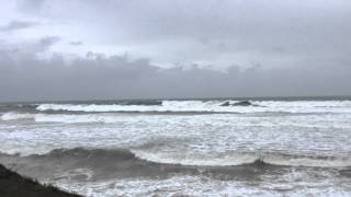 Storm Surf in Goleta March 1st 2014