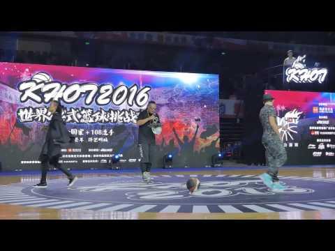 KHOT2016 WFSB Challenge #42 2ndRd10 takuro vs Samy