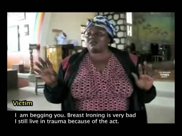 Breast Ironing in Cameroon
