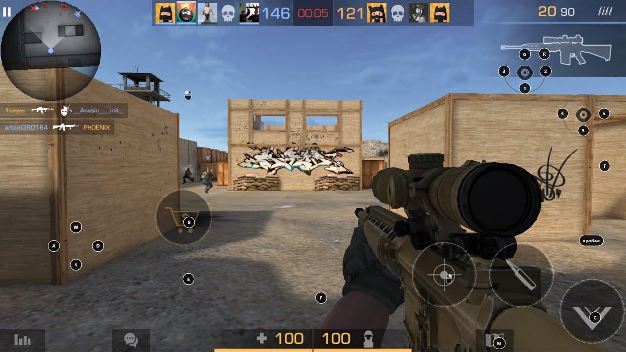 стриминг Standoff 2 моя новая любимая пушка м110