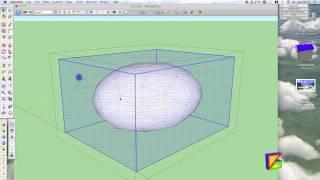 Tutorial Subdivide & Smooth en SketchUp 1/2