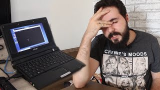 RESSUSCITANDO o PIOR PC do MUNDO! (com Linux)