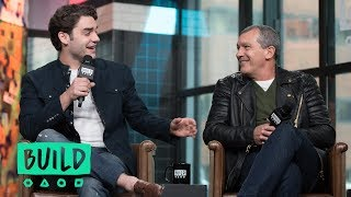 Antonio Banderas & Alex Rich On National Geographic's