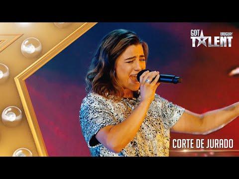 ¡CHIARA cantó TU FALTA DE QUERER de Mon Laferte y deslumbró al jurado!