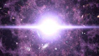 قصة بداية الكون