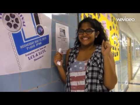 First LMS Student film festival
